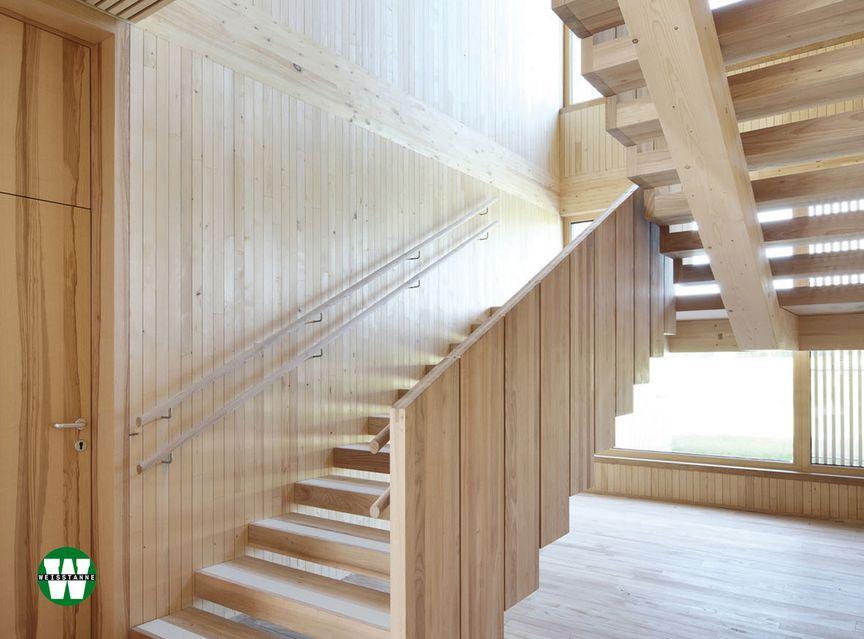holzplanwerk innenausbau mit holz: einzigartige interior projekte, Innenarchitektur ideen